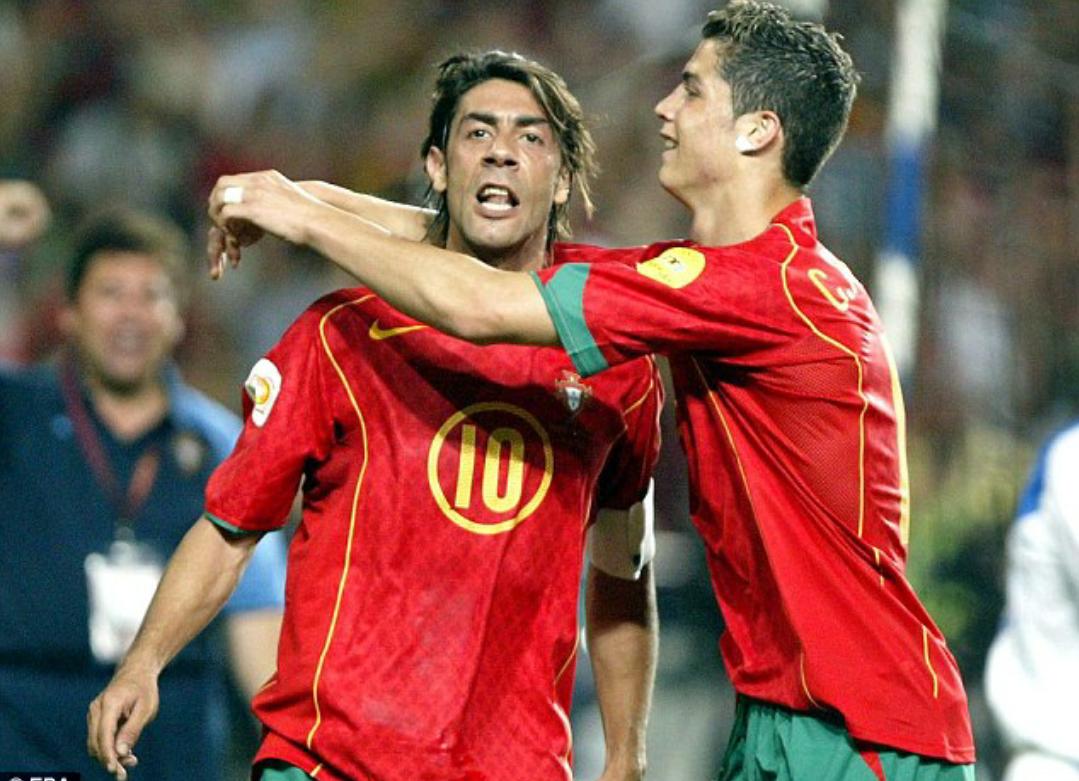 """Ronaldo: """"Quando ero piccolo ammiravo molto Rui Costa"""""""