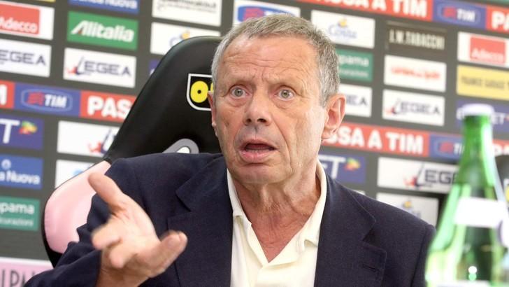 """Zamparini: """"Allegri e la Juventus contro il Var? Per forza, adesso certi favori non li avranno più"""""""