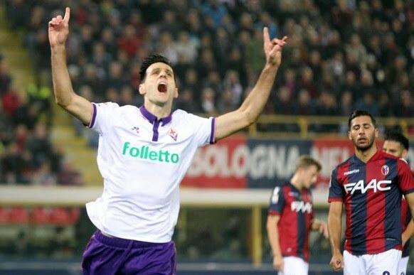 Tuttosport, la Fiorentina chiama il procuratore di Kalinic per il rinnovo