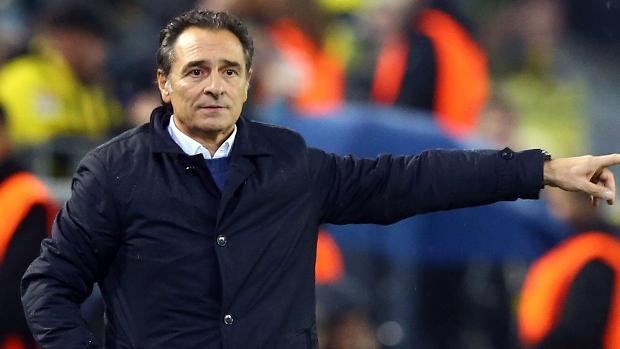 Sky Sport: il futuro di Montella è in bilico, Prandelli e Paulo Sousa già in orbita Milan