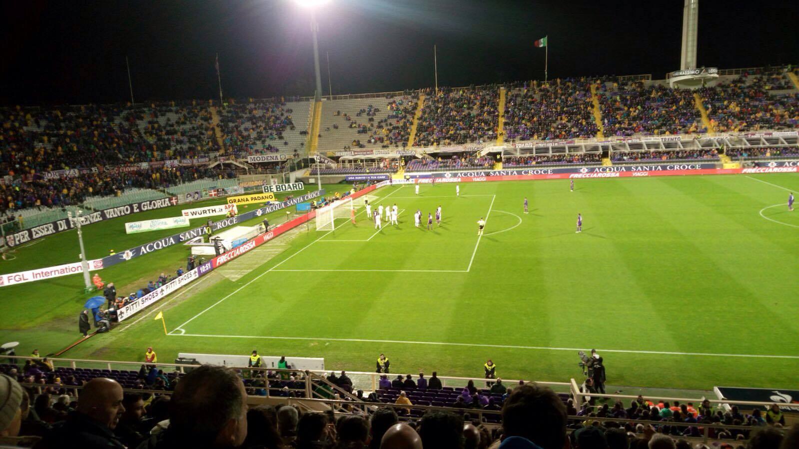 Tante occasioni che premiano la Fiorentina. Decide Bernardeschi (1-0)