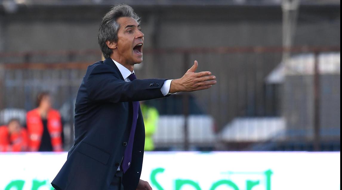 """Sousa: """"Possiamo migliorare ancora tanto, non siamo ancora al top. Bernardeschi è la Fiorentina"""""""