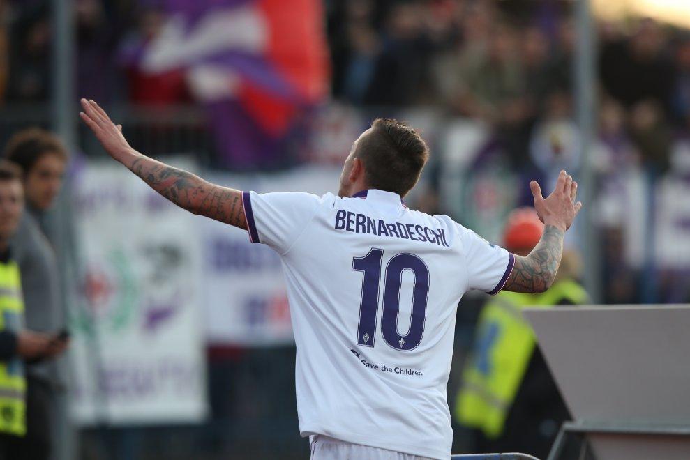 """Bernardeschi: """"Sto pensando di chiudere la mia carriera alla Fiorentina. Onorato dei cori dei tifosi"""""""