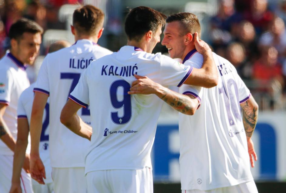 Prima Bernardeschi, poi Kalinic e poi Ilicic, chi è il rigorista della Fiorentina? Il retroscena di Bologna racconta la verità…
