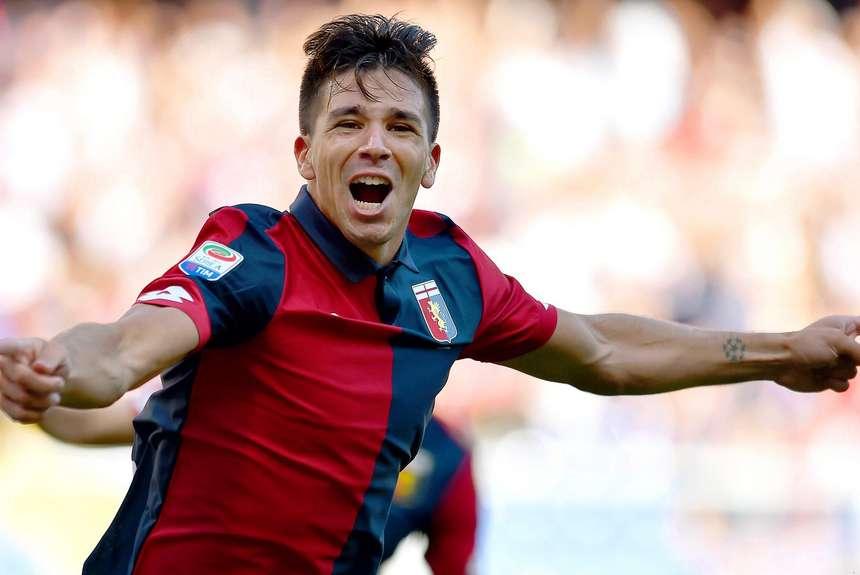 """""""Cholito"""" stende la Juventus (3-1) a Genova, l'Atalanta vince ancora (0-2) e ora insegue. Tutti i risultati"""