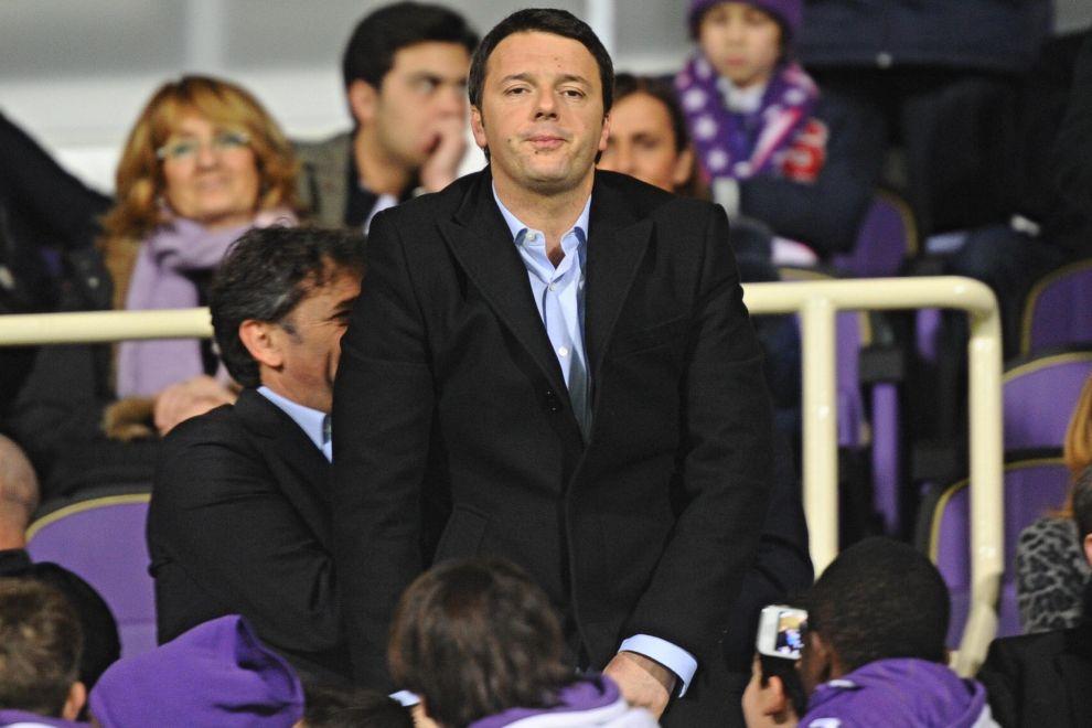 """Renzi: """"Graduatorie scellerate, magari predicono il terzo scudetto della Fiorentina…"""""""