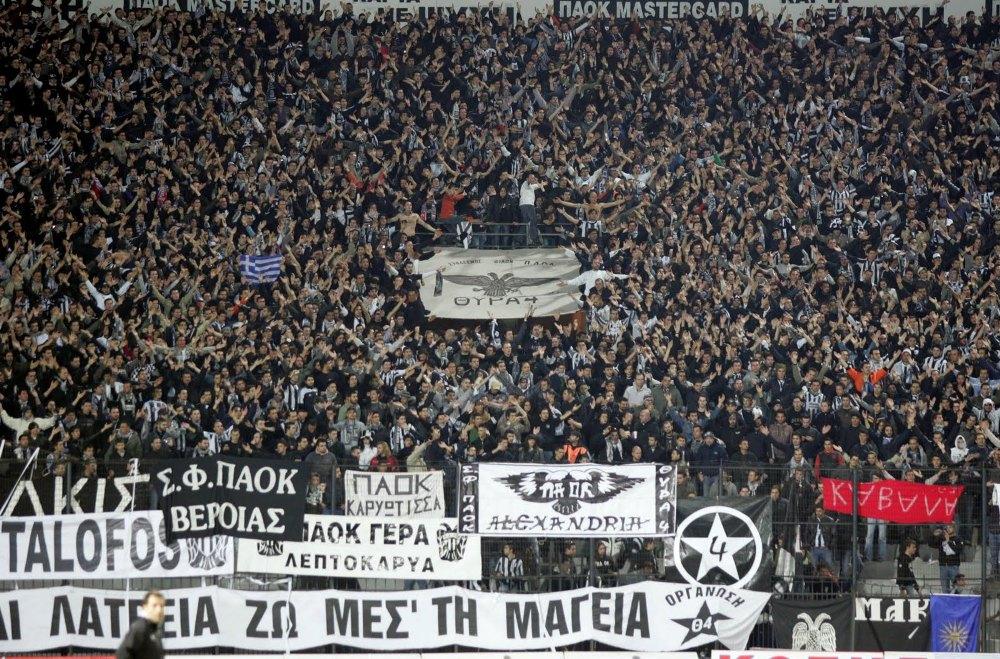 Invasione ellenica a Firenze. 1200 greci attesi al Franchi, 200 di vicinanza anarchica..