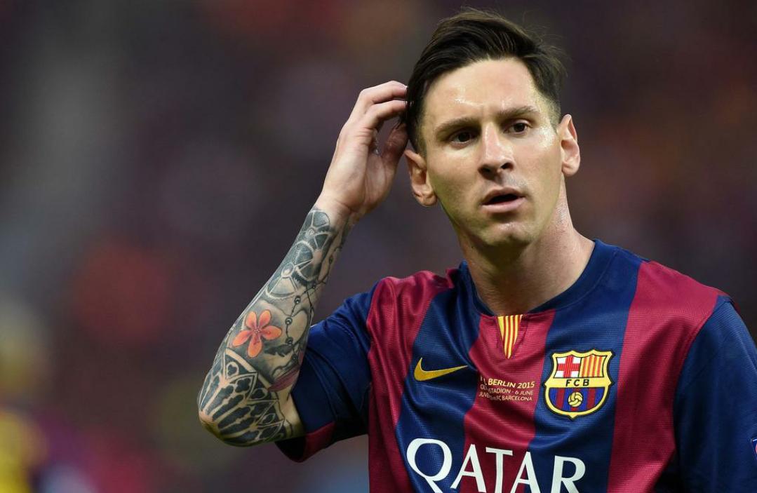 Messi insultato e provocato nel tunnel degli spogliatoi dai giocatori del Manchester City