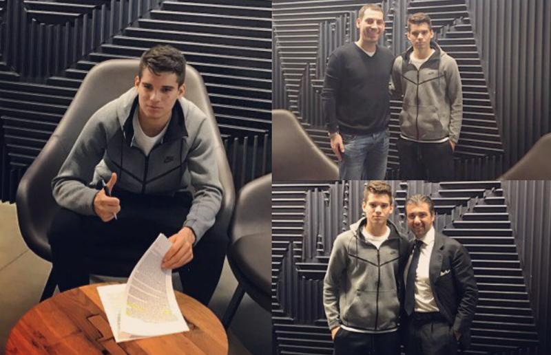 Intanto Hagi firma un contratto con la Nike per i prossimi sei anni