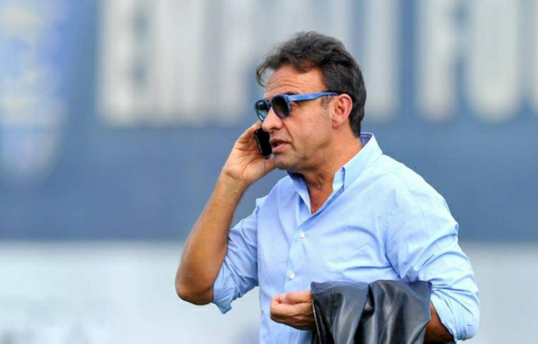 """Corsi parla ancora di Fiorentina: """"Ci considerate solo per gli ortaggi, mi fa arrabbiare sentire di Saponara in viola"""""""