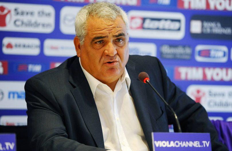 Entra un nuovo manager nella Fiorentina. Corvino perde potere comunicazionale