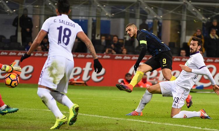 Follia e orgoglio, la viola cade a Milano: 4-2 per l'Inter
