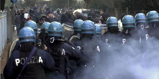 La Roma cade a Bergamo e gli ultras perdono la testa