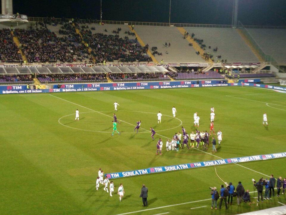 Due prodezze di Kalinic, i miracoli di Tata e la Fiorentina è avanti (2-0) sul Sassuolo