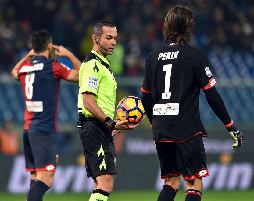 Moviola, alla Fiorentina manca un rigore su Bernardeschi, Gonzalo andava espulso