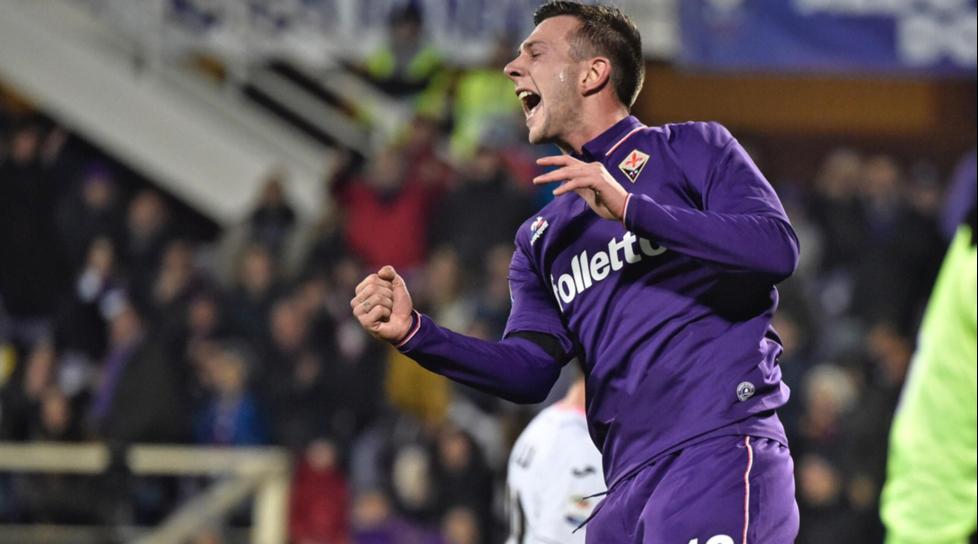 """Bernardeschi: """"Meritavamo di vincere dopo tanti pareggi. Rimango alla Fiorentina. Sui rigori ci alterniamo"""""""
