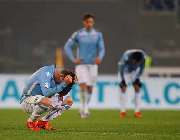 Emergenza Lazio: contro la Fiorentina out Parolo e Marchetti con Biglia a forte rischio