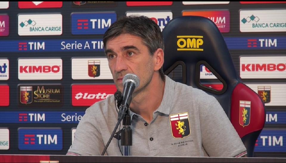 Ufficiale: il Genoa esonera il tecnico Ivan Juric. Fatale la sconfitta nel derby con la Samp, al suo posto Ballardini?