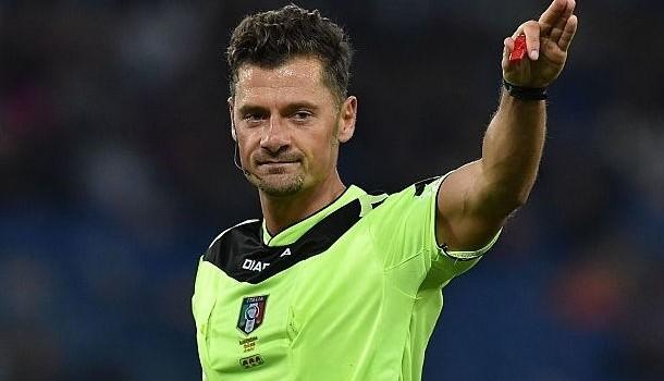 Fiorentina-Chievo, al Bentegodi arbitrerà Piero Giacomelli, Mariani e Tonolini al VAR…
