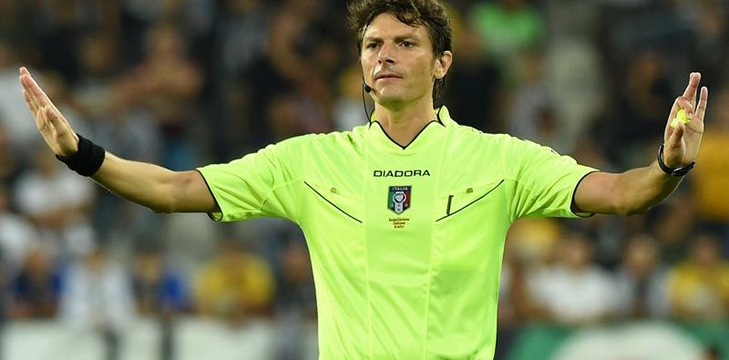 Il calcio italiano è quel posto dove un arbitro quando sbaglia viene promosso nella partita più importante