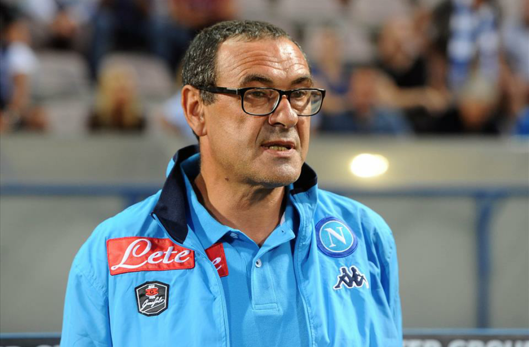 """Sarri: """"Ho vissuto a Firenze e per me vedere giocare Rui Costa è stata una gioia"""""""
