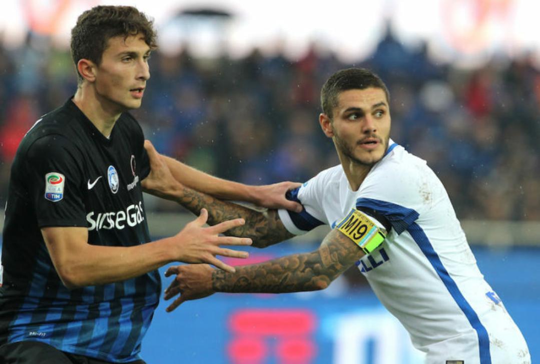 Intanto la Juventus prende il gioiello Caldara dall'Atalanta. Pinilla va a Genova, Pavoletti a Napoli
