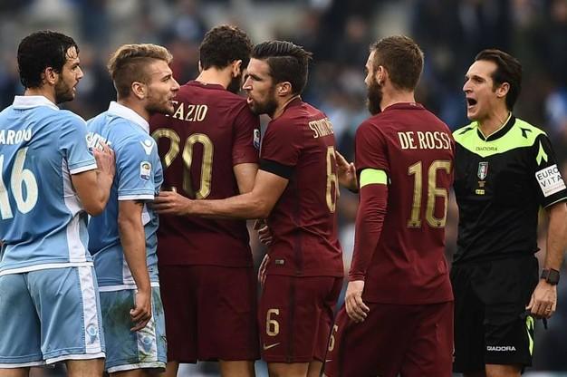 Serie A: derby con rissa alla Roma, Milan a fatica. Cadono Toro ed Empoli…