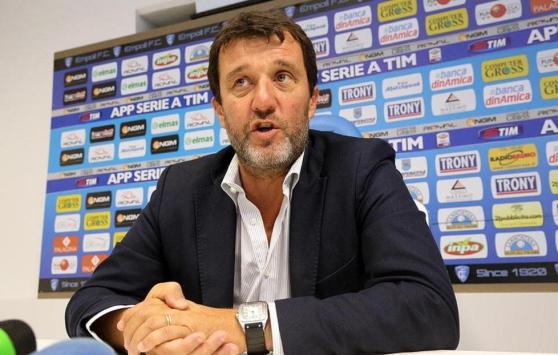 """Carli: """"Mi aspettavo Sarri sulla panchina viola, con la salvezza a Empoli gli si sono spalancate le porte del grande calcio"""""""