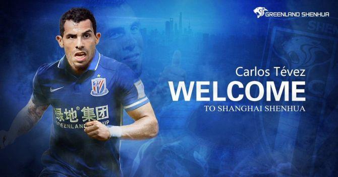 Dalla Cina: lo Shanghai supera Cannavaro per Kalinic in coppia con Tevez