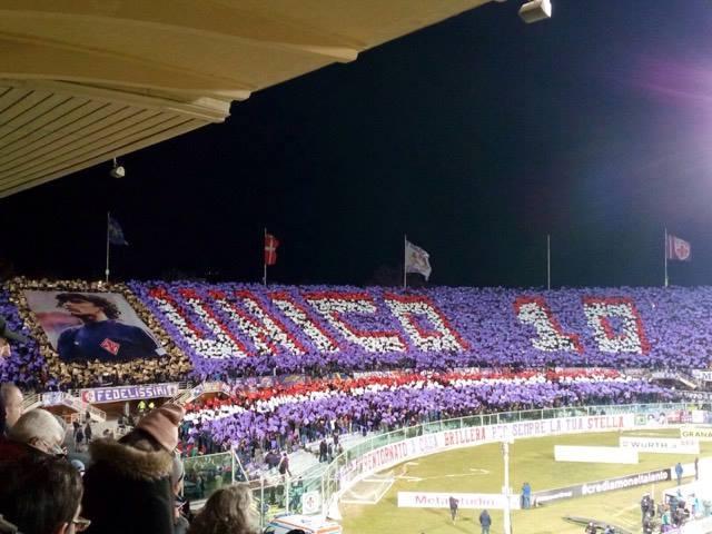 """Più Fiorentina che Juventus e Kalinic punisce. Al """"Franchi"""" è 1-0 dopo i primi 45′"""