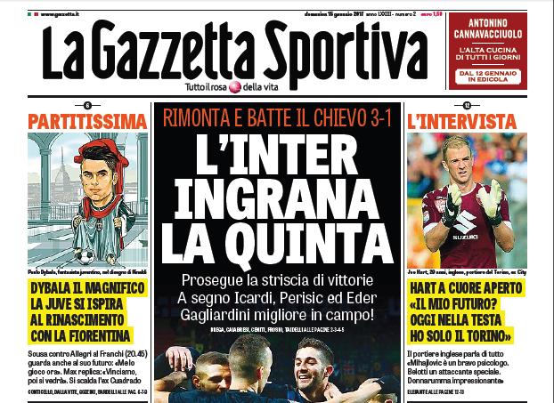 E la Gazzetta paragona la Juve al Rinascimento Fiorentino. Buffon come Giotto, Pjanic-Leonardo, Dybala Lorenzo il Magnifico, Higuain Michelangelo…