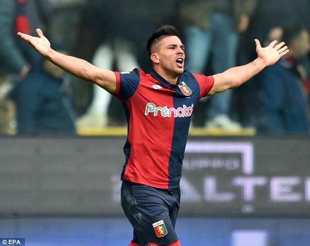 Sky Sport, avviati nuovi contatti con il Genoa per Simeone. Interesse anche per un giovane del Chievo..