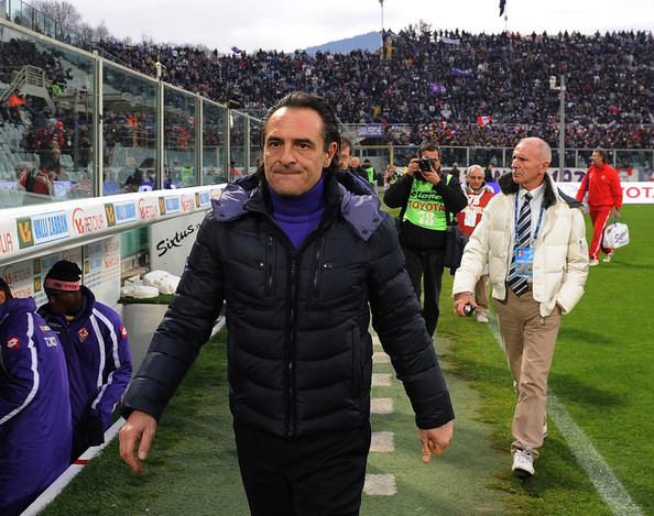 """Prandelli: """"Se parlo di Fiorentina creo disturbo. Voglio tornare, amo i viola, sono pronto a rischiare"""""""