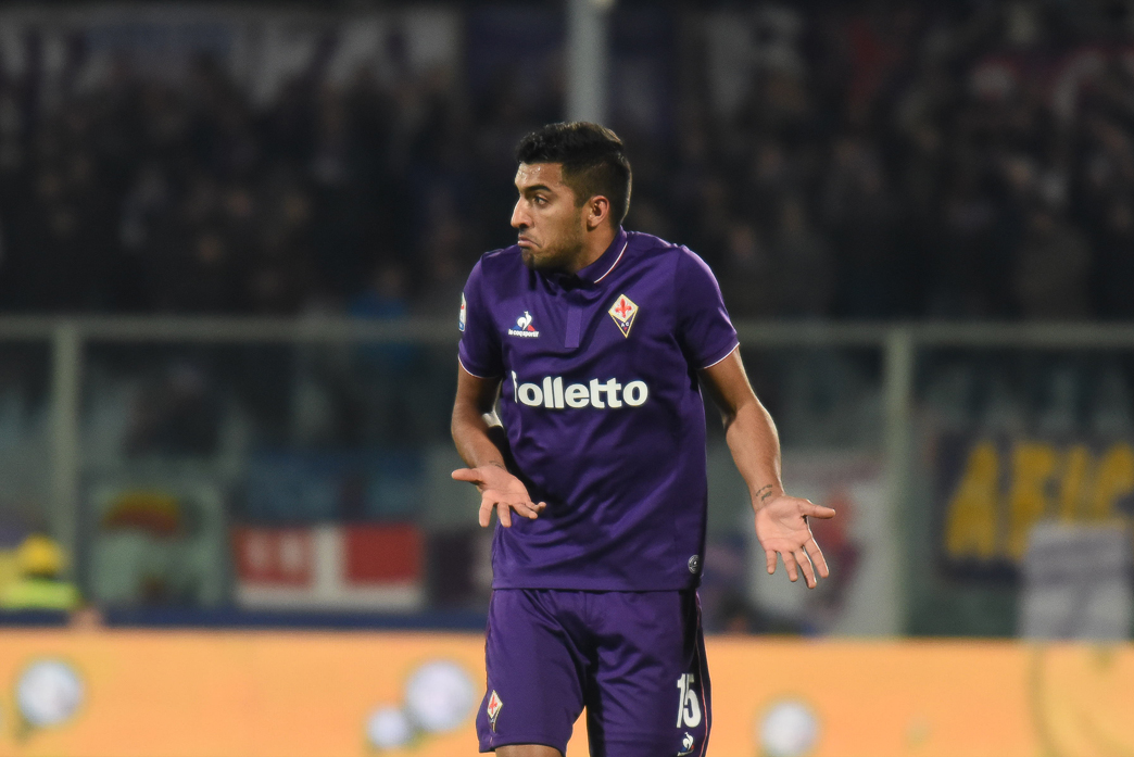"""Maxi Olivera: """"Vorrei restare qui ma sono della Fiorentina, serve trovare un accordo"""""""