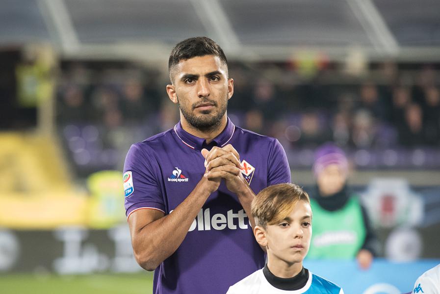 """Maxi Olivera: """"Voglio rimanere a Firenze, mi piace l'ambiente e voglio giocare ancora nella Fiorentina"""""""