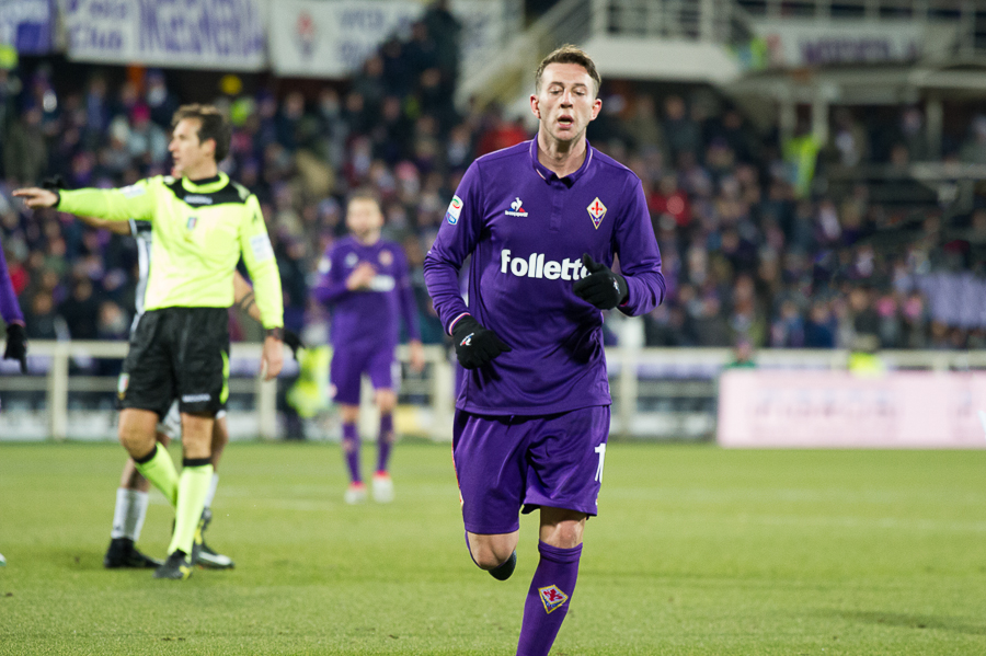 """Merlo: """"Bernardeschi non c'è più con la testa. A Palermo la Fiorentina deve vincere"""""""