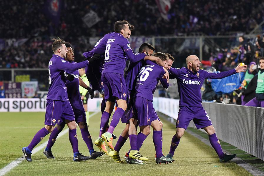 Le immagini più belle della vittoria contro la Juventus. Il fotoracconto