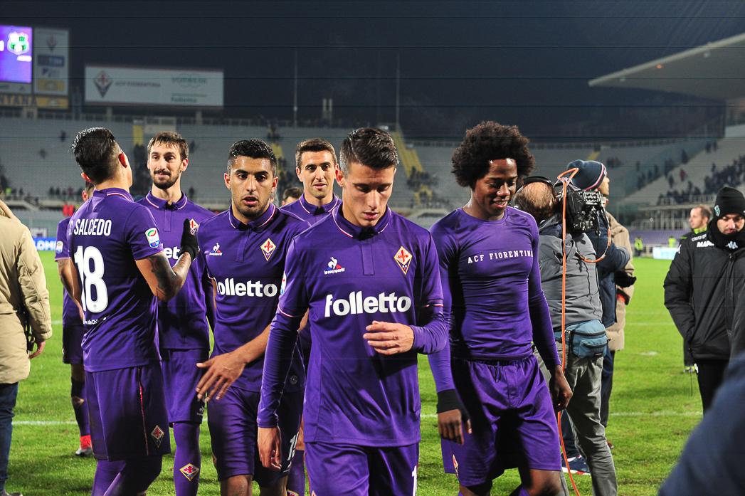 """Il Corriere Fiorentino punge Sousa e la Fiorentina: """"La fabbrica degli errori"""""""