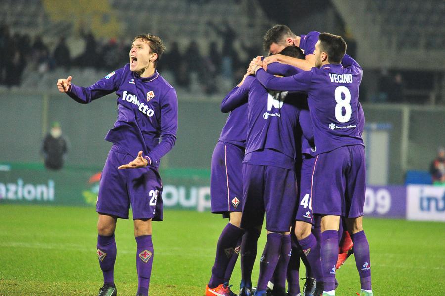 Una Fiorentina che è tornata ad essere bella. Oggi l'ennesima grande occasione
