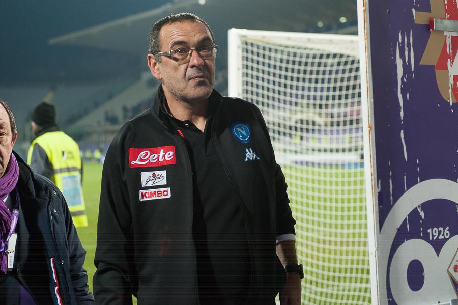 """Sarri: """"Vi racconto la mia prima volta allo stadio. Fu un Fiorentina-Napoli di tanti anni fa"""""""