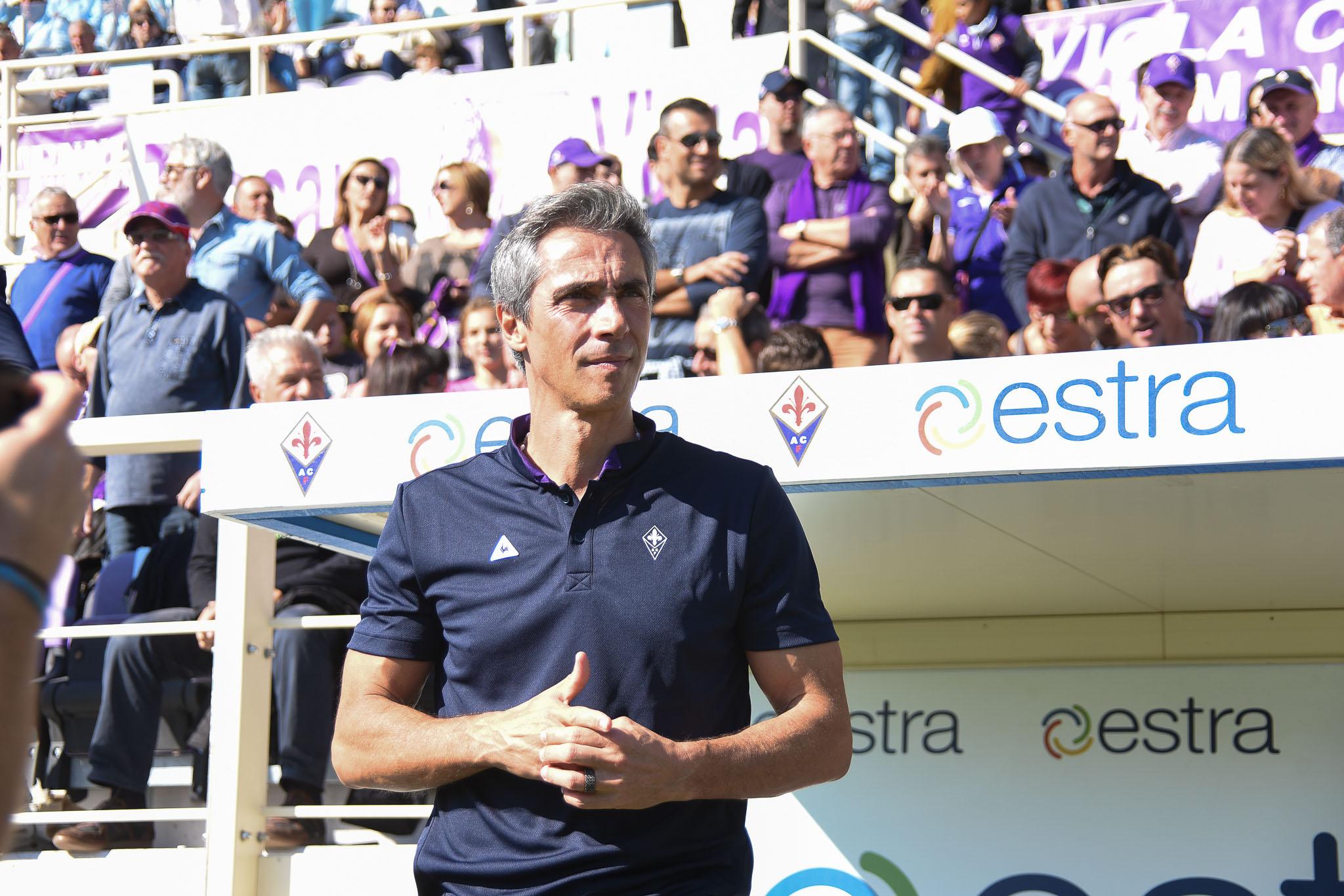 """Sousa: """"Il mio futuro? I giocatori non sono preoccupati. Giornalisti, collaboriamo o no? Tomovic e Chiesa…"""""""