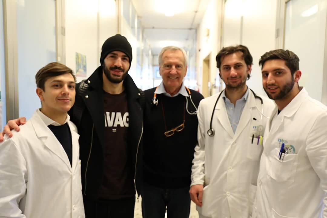 """Visite mediche ok per Saponara: """"Sono felice di essere a Firenze"""". Da domani si allena in gruppo"""
