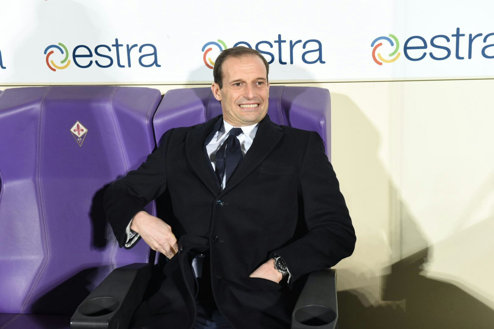 Solo vittorie in questo campionato per la Juventus, ma Allegri non si fida della Fiorentina