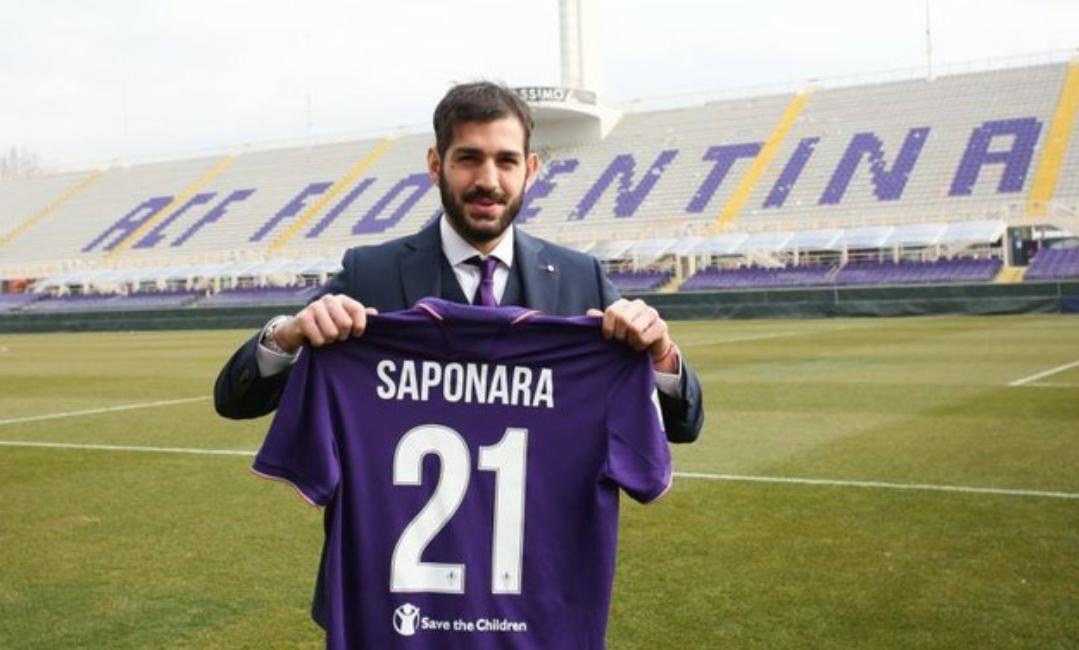 """Saponara: """"Voglio scrivere la storia della Fiorentina. Vivendo in centro a Firenze ho scoperto la sua magia"""""""