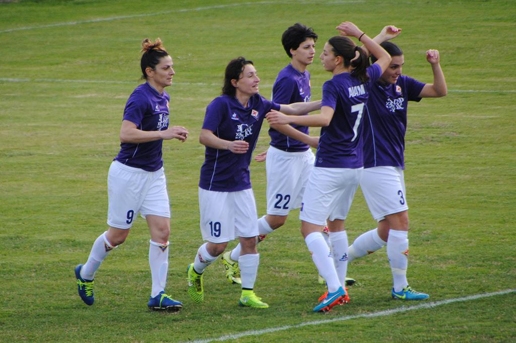 Fiorentina women's cambiano le date delle sfide a Juventus e Mozzanica
