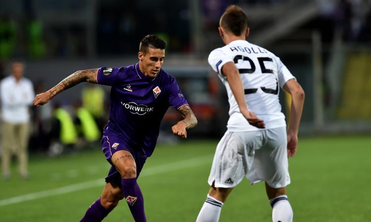 Chievo-Fiorentina 0-1 al 45′: la sblocca Tello, ma Sousa soffre