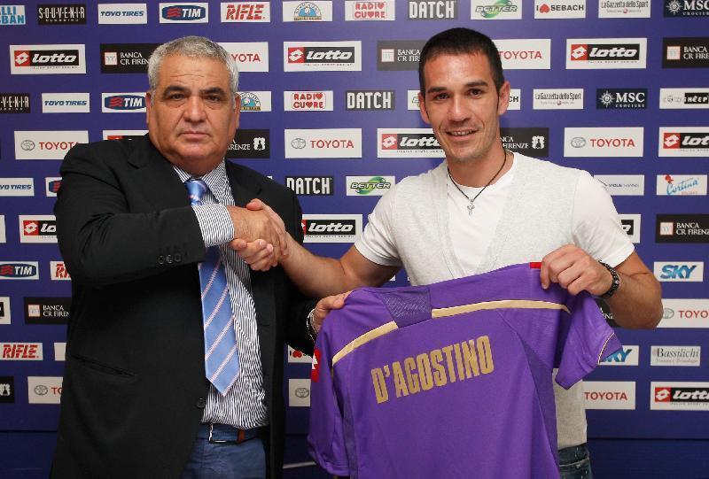 """D'Agostino: """"Firenze vuole il bel calcio, l'Europa League non basta. E la mia stagione in viola…"""""""