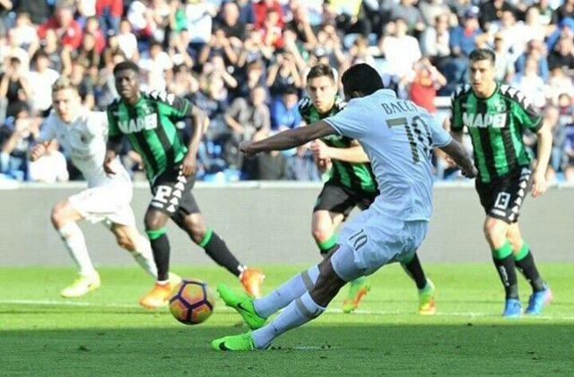 Serie A: il Milan vince con un rigore irregolare. Ok Lazio, Chievo e Cagliari. Le altre…