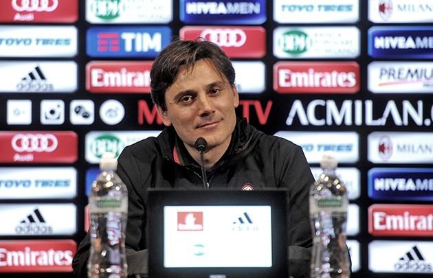 """Montella sempre più in bilico: """"Siamo stati in partita fino al 70′ minuto, giocato alla pari con la Juventus"""""""