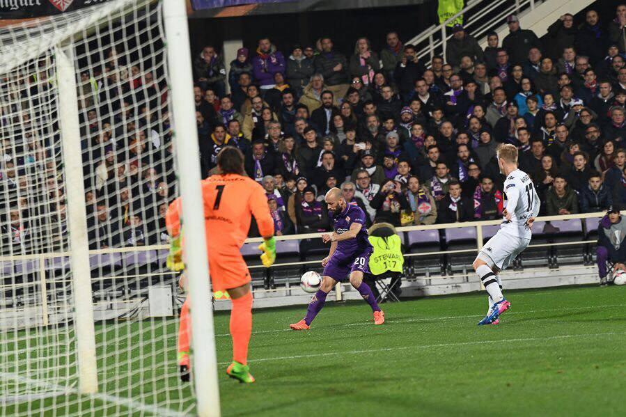 Harakiri al Franchi: da 2-0 a 2-4, passa il Borussia, disastro viola